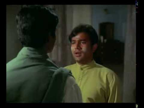 Rajesh Khanna & Amitabh Bachchan babu moshay dialogue   Anand Movie 1)