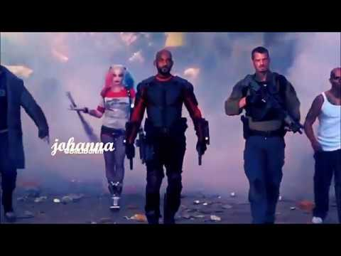 Suicide Squad - We're gonna let it burn