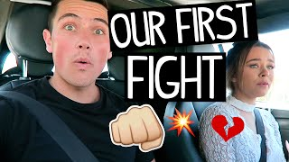 Our First Fight!