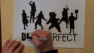 Drawing Dude Perfect