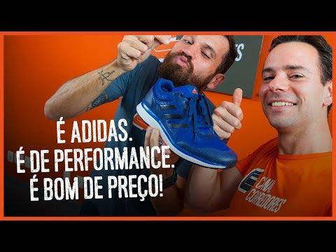 Review Adidas Mana Bounce 2.0 - É Adidas. É de performance. É bom de $