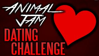ANIMAL JAM DATING CHALLENGE!? (FAILED)