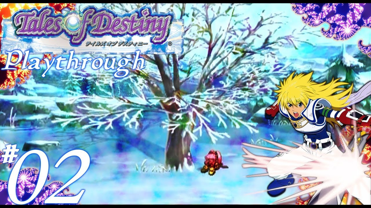 Tales Of Destiny DC: Stahn's side: The Stray Child, Chelsea #02