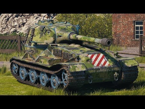 World of Tanks VK 72.01 (K) - 10 Kills 11,6K Damage (1 VS 5) thumbnail