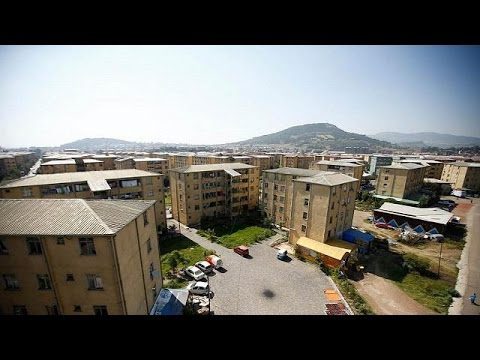 Ethiopia: Slums in the city center slowly disappearing