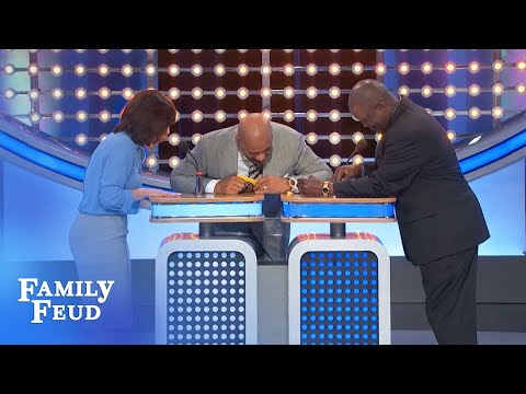 Thumbnail: That's not the buzzer, Mike!!! | Family Feud