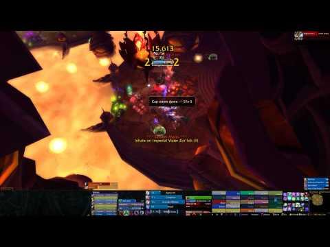 Heroic: Imperial Vizier Zor'lok 25 - Affliction Warlock PoV