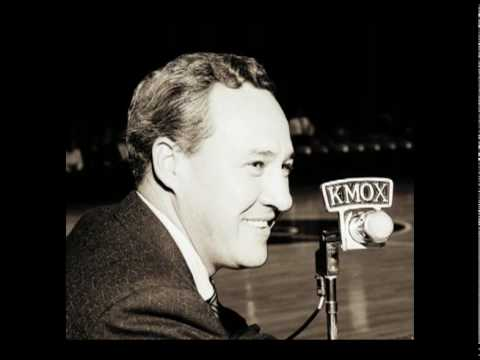 1958 NBA World Championship commentated by Buddy Blattner Part 1 of 7