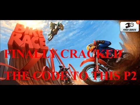 Bike Race Part 2  FINALLY CRACKED!! THE CODE