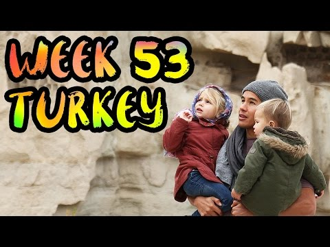 Family Adventures in Istanbul and Cappadocia, Turkey with Kids!! /// WEEK 53 : Turkey