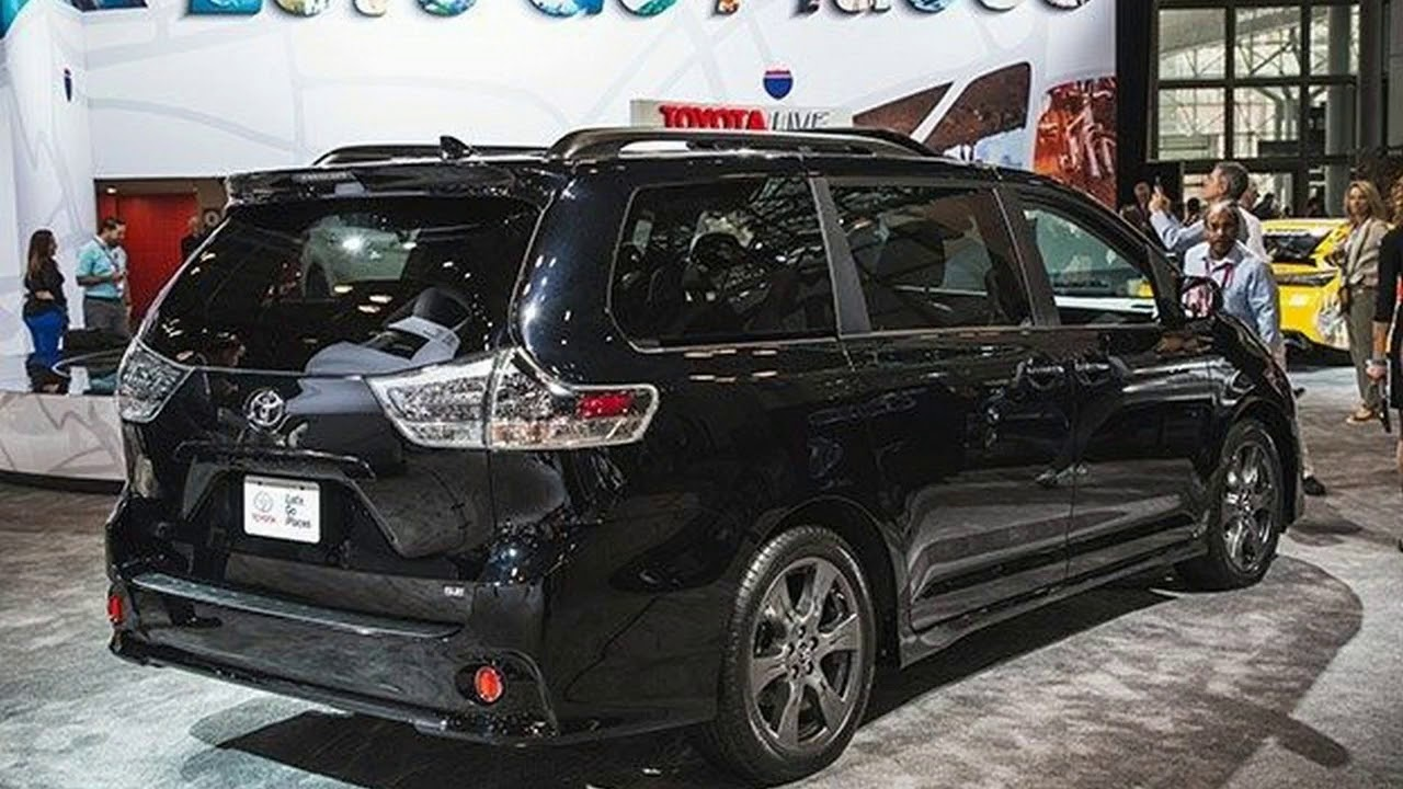 Wow Amazing 2018 Toyota Sienna Hybrid Release Date Youtube