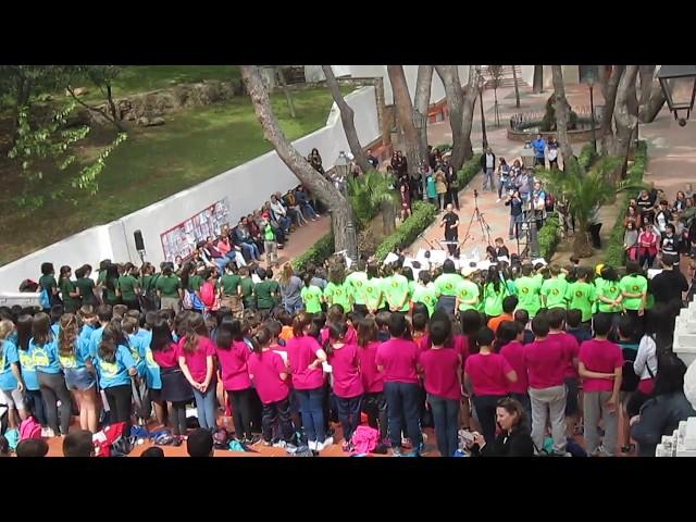 Curs 2017-18 - 5é Primària - Cantata 2