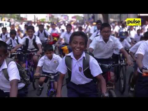 Royal College Cycle Parade 2019