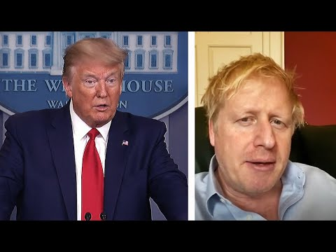 President Trump sends 'best wishes' to 'very good friend' Boris Johnson after move to intensive care