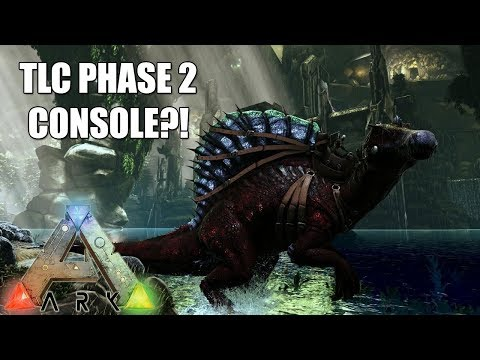 Ark: TLC PHASE 2 For Console..... The News