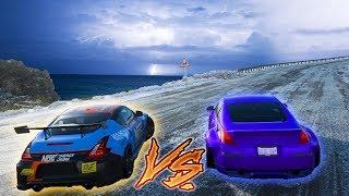 Qual Carro É Melhor No Drift? Nissan 350z VS Nissan 370z - Forza Horizon 4