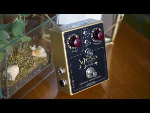 Spaceman Mercury IV: Germanium Harmonic Boost