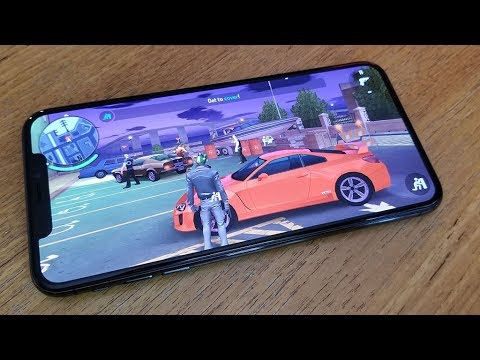 best games iphone xs