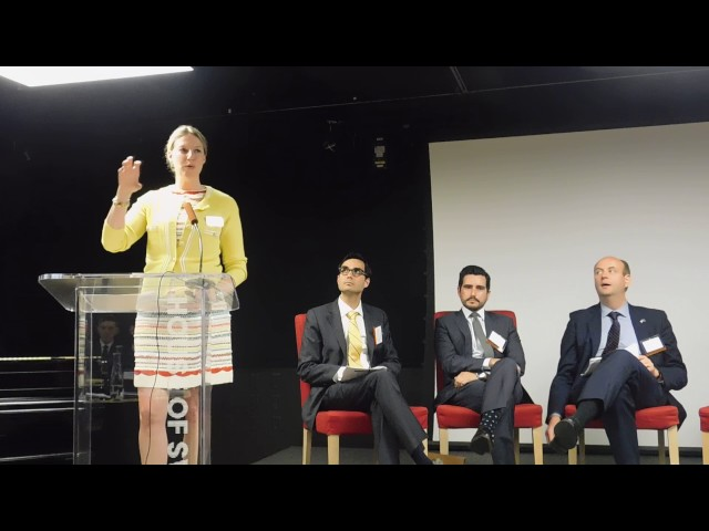 6/8/17- Intensive Trade Seminar- Panel on Views on Trade from Around the World- Part 2
