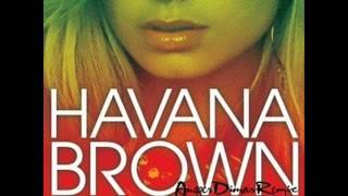 Havana Brown Ft. Pitbull -- We Run The Night