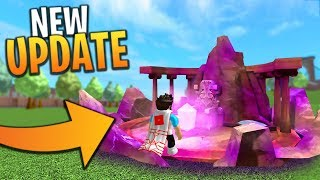 *NEW UPDATE* PSYCHIC POWER TOWER in SUPER POWER TRAINING SIMULATOR (Roblox)