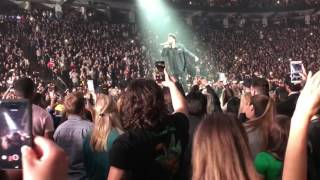 Drake x The Weeknd Crew Love Live (Starboy Tour) HD
