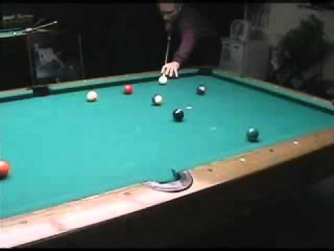 8 ball lesson 1 - APA Rules
