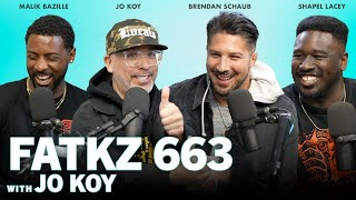 The Fighter and The Kid - Episode 663: Jo Koy