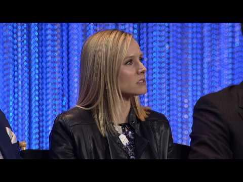 Veronica Mars  Rob Thomas, Kristen Bell, Jason Dohring on  and LoganVeronica