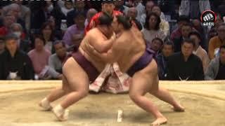 Мартовский турнир по Сумо 2016, 13-15 дни Хару Басё Осака  Haru Basho Osaka