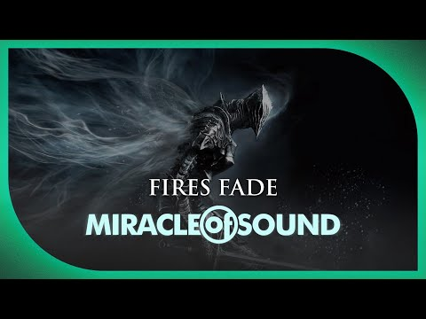 DARK SOULS SONG: Fires Fade by Miracle Of Sound ft Sharm (Symphonic Rock)