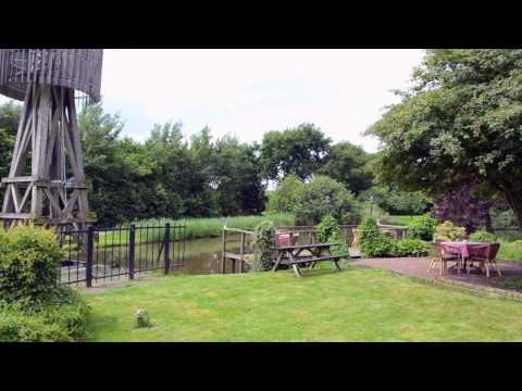 Bungalowpark Villapark de Weerribben in Paasloo