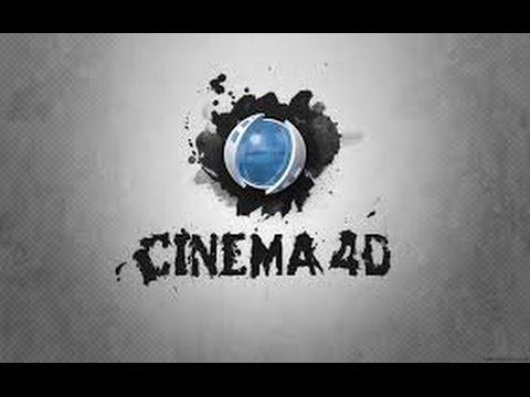 Come creare una scritta elaborata con cinema 4d ITA - SdenteXitalia Design