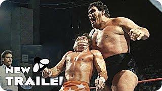 Andre The Giant Trailer (2018) Wrestling Documentary