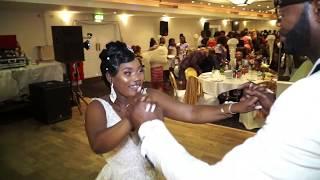 Lasa and Naomi Wedding Part TWO