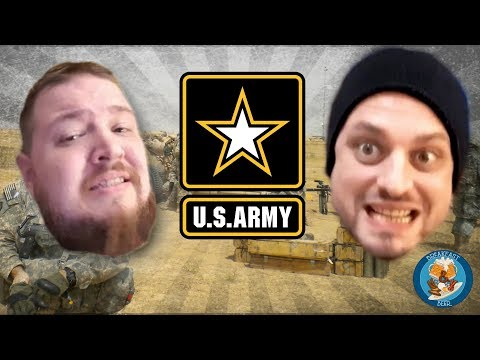 Tommy C & Dave Get Drunk and Talk About Dark Army Stories