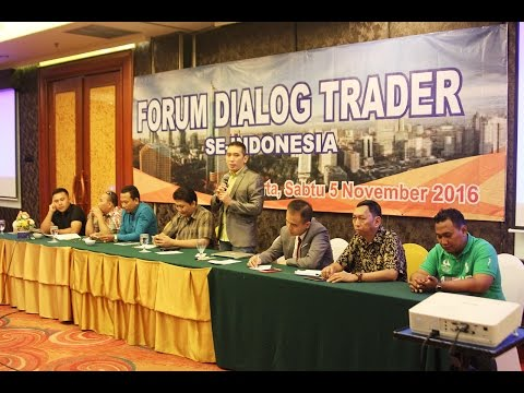 Forum Dialog Trader Indonesia