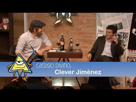 Castigo Divino: Cléver Jiménez