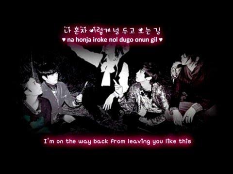 B1A4 Tried To Walk [Eng Sub + Romanization + Hangul] HD
