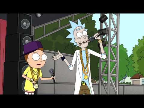 Rick and Morty - The Recipe for Concentrated Dark Matter (WBBL & Father Funk Remix)