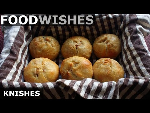 Doughless Potato Knishes