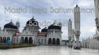 Masjid Raya Baiturrahman Banda Aceh | Risti Aydhira
