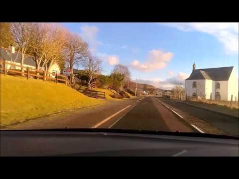 Skye Trotternish Peninsula #5 - Uig to Portree