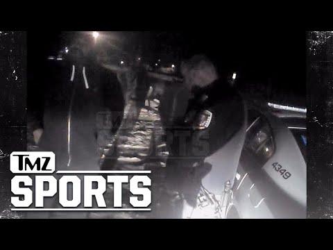 Albert Haynesworth Police Video: Baby Mama