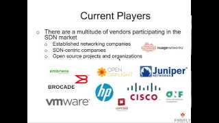 SDN: Where Are We Now?