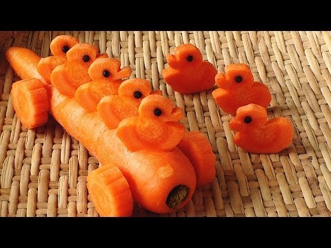 How To Make Five Little Ducks Bus - Fun Food For Kids ...