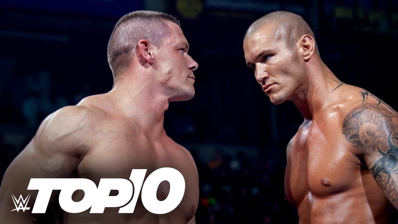 Randy Orton's greatest rivals: WWE Top 10, July 22, 2020