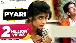 प्यारी Pyari : Sonika Singh | Masoom Sharma | Rahul Kasandi | New Haryanvi Song 2017 | Ranjha Music