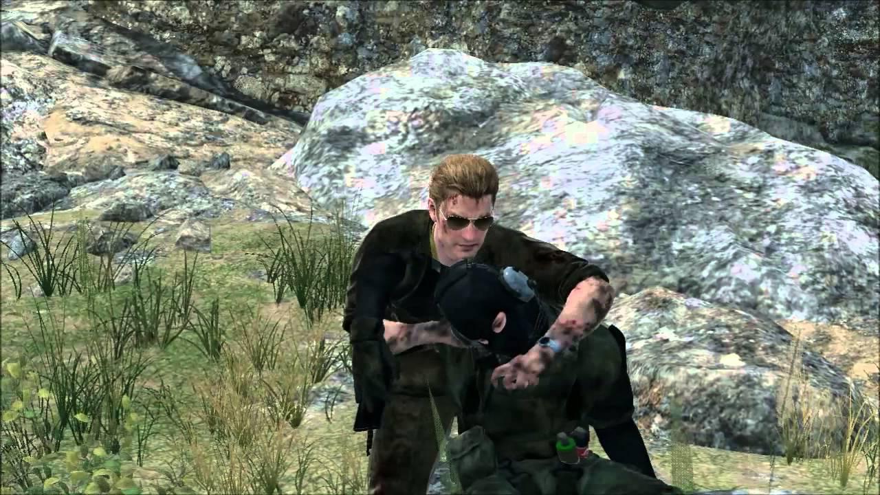 Kazuhira Miller Mod v1.0 at Metal Gear Solid V: The