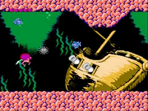 NES Longplay [062] The Little Mermaid